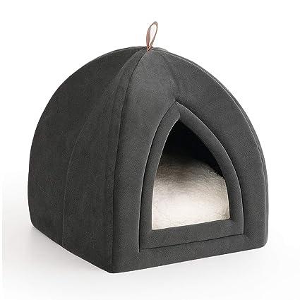 Amazon.com: Petsure - Cama cueva para mascotas, para gatos y ...