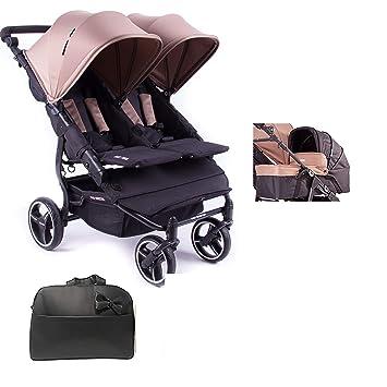 Baby Monsters Silla Gemelar Easy twin 3.0.S + 1 Capazos + Regalo ...