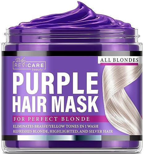 Revicare Purple Hair Mask