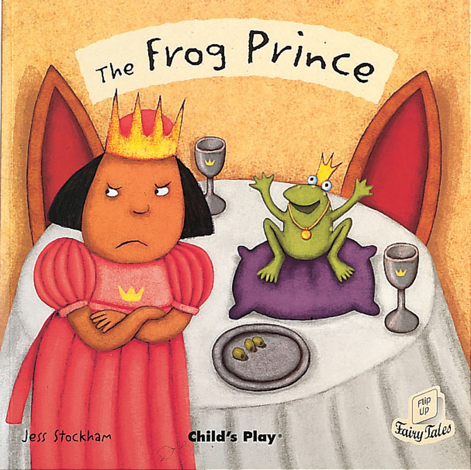 Frog Prince Flip Up Fairy Tales product image
