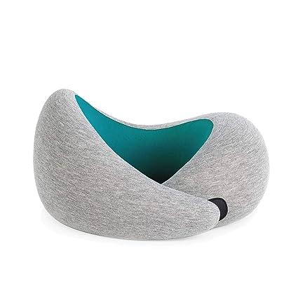Amazon Com Ostrich Pillow Go Travel Pillow For Airplane Neck