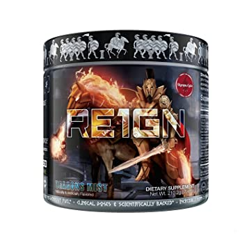 RE1GN All-in-One Pre Workout by Olympus Labs | Pre Workout Bodybuilding  Supplement for Epic