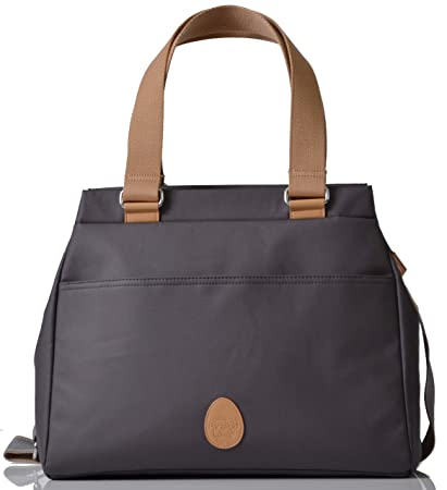 908554ae92116 Amazon.com : PacaPod Richmond Slate Designer Baby Changing Bag - Luxury  Slate Grey 3 in 1 Organising System : Baby