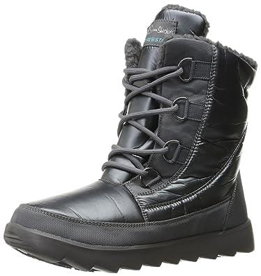 BOBS Women's mementos Snow Cap Cozy Winter Boot