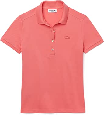 Lacoste Camisa de Polo para Mujer