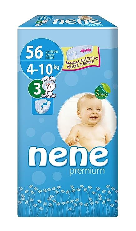 Nene Baby Pañales, 168 unidades