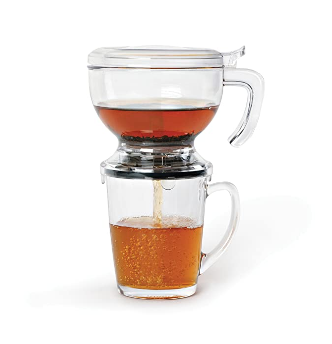 Zevro KCH-06065 Simpliss'a Tea-Direct Immersion Brewing System for Tea