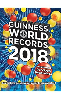 guinness world records 2018 - relié