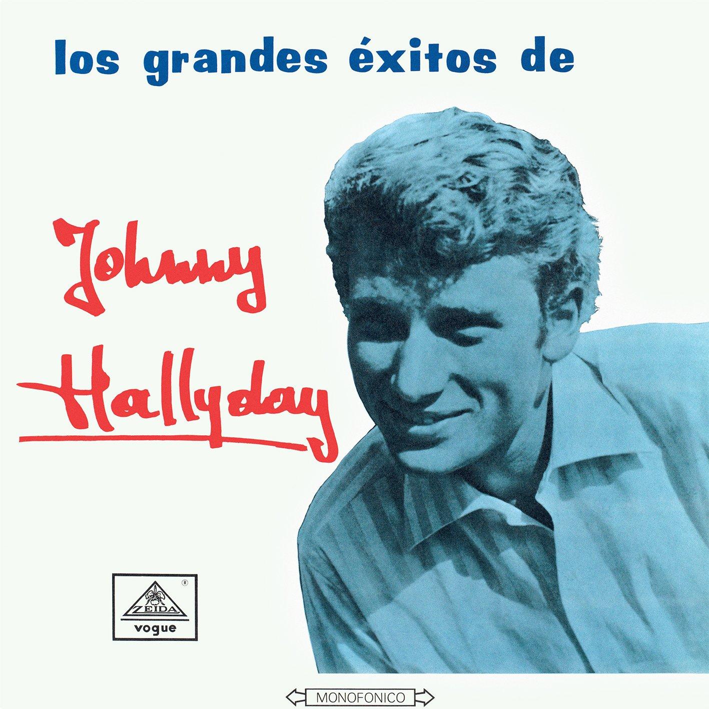 Los Grandes Éxitos - Lalbum Colombien - LP 30cm Vinyle : Johnny Hallyday: Amazon.es: Música