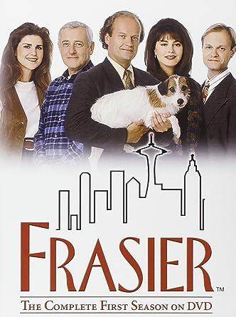 Frasier: Complete Series Pack [Alemania] [DVD]: Amazon.es: Frasier:Complete Series Pack [: Cine y Series TV