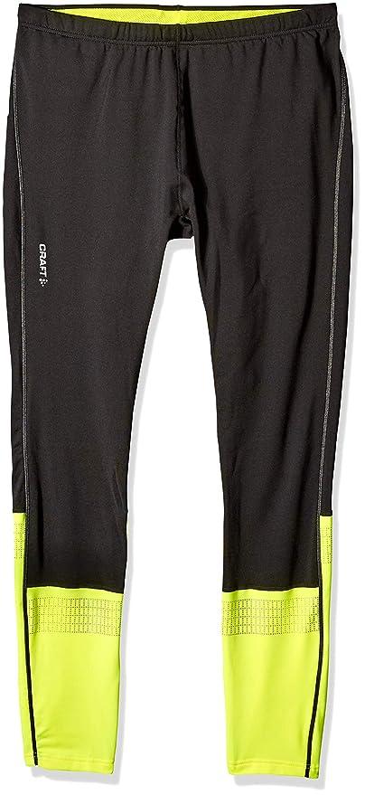 c08ab6bac4ea3 Craft Brilliant 2.0 Men's Running Leggings, Mens, Brilliant 2.0:  Amazon.co.uk: Sports & Outdoors