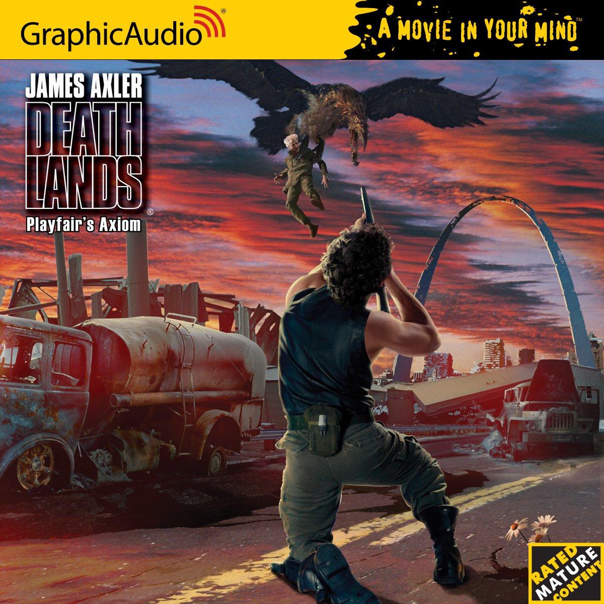 Deathlands 97 - Playfair's Axiom
