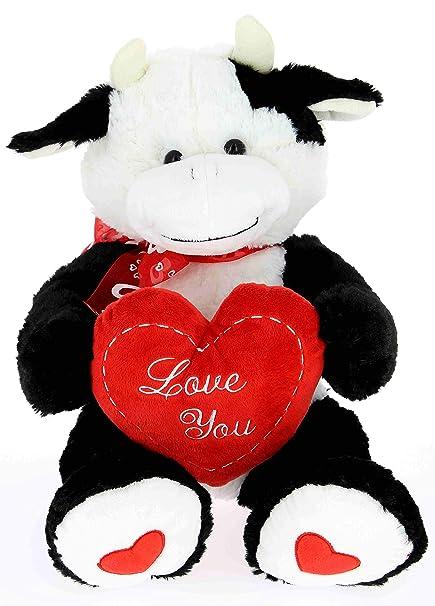 Bimar Vaca con Corazon 55 cm