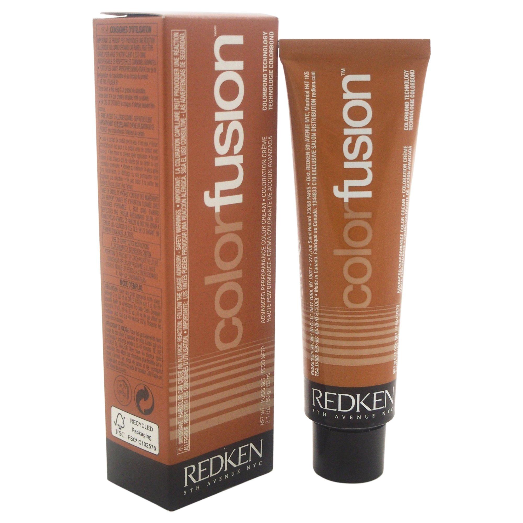 Amazon Redken Color Fusion Haircolor Colorcreme Natural