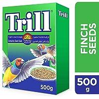 حبوب طعام طيور الحسون من تريل، 500 غرام