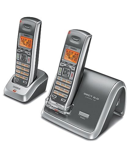 amazon com uniden dect 6 0 compact cordless phone with caller id rh amazon com Uniden ManualsOnline Uniden Answering Machine Manual