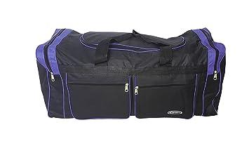 Bolsa XL de deporte extra grande de 80 Litros. Maleta ideal para deporte, gimnasio, viaje, camping y almacenaje: Amazon.es: Deportes y aire libre