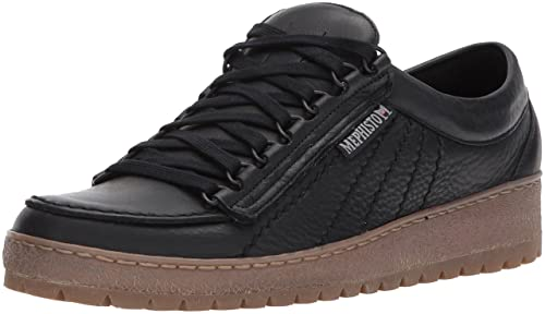 c58c9d8e74 Mephisto Men's Rainbow Oxford, Black Montana/Suede, 7.5 M US: Amazon ...