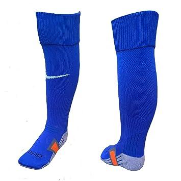 PACK OF 15 - medias de fútbol Nike Junior de compresión tamaño 12-2 (azul): Amazon.es: Deportes y aire libre