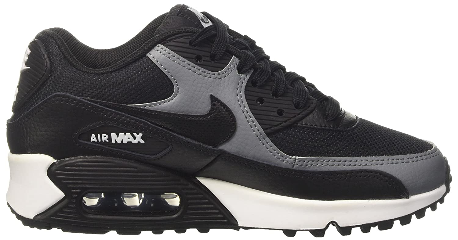 premium selection a433e 68d7a Nike Women s WMNS Air Max 90, Black Black-Cool Grey-Black, 12 US   Amazon.com.au  Fashion
