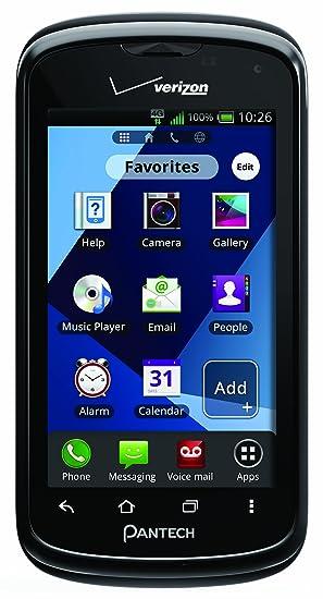 amazon com pantech marauder verizon wireless cell phones rh amazon com Pantech Marauder Case Cover Pantech Marauder Accessories