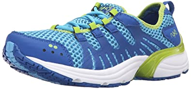 2bfdfc739c07 Ryka Women s HYDROSPORT 2 Athletic Water Shoe Blue Lime 5 ...