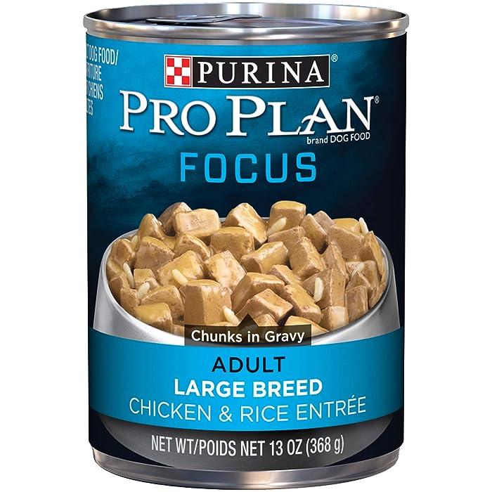 Purina Pro Plan Large Breed Adult Dry Dog Food & Wet Dog Food