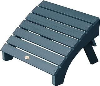product image for Highwood AD-OTL1-NBE Adirondack Folding Ottoman, Nantucket Blue