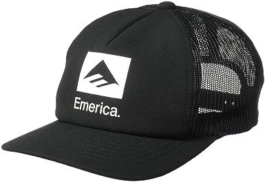 Emerica Brand Combo Trucker Black One Size: Amazon.es: Deportes y ...