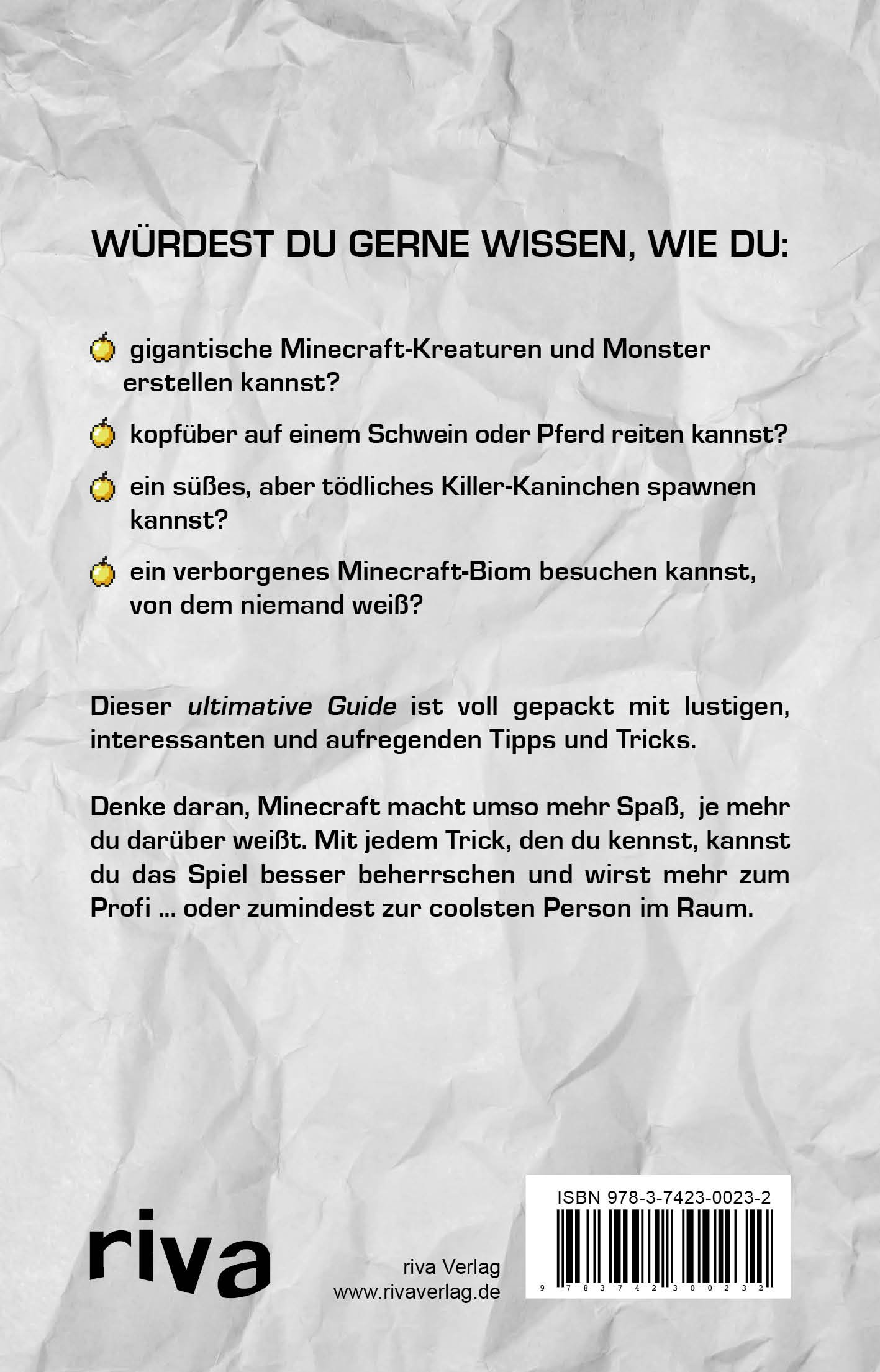 Der Ultimative MinecraftGuide Amazoncom Books - Minecraft pferde spiele