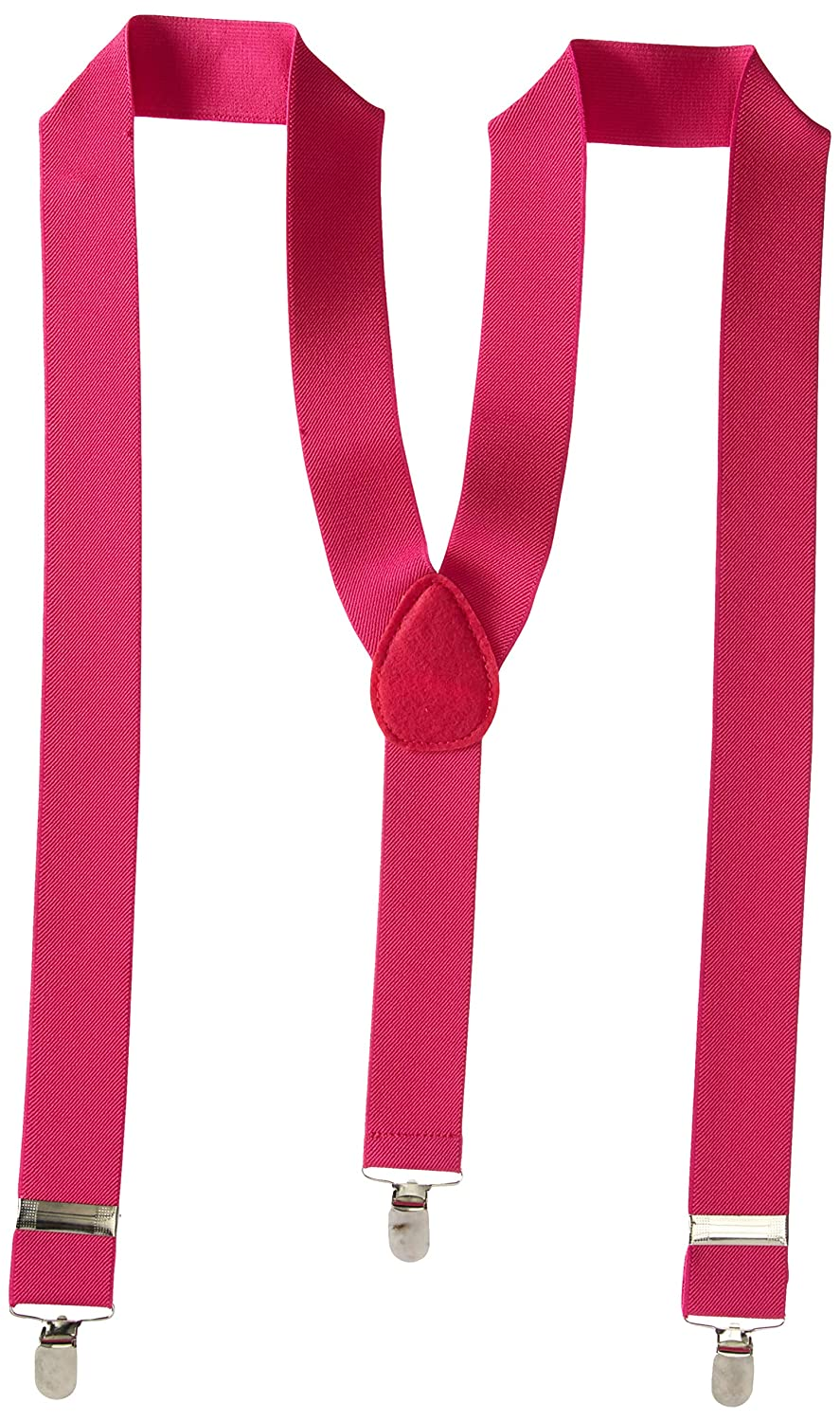 397282.103 Party Accessory Amscan Pink Suspenders 12 Ct TradeMart Inc
