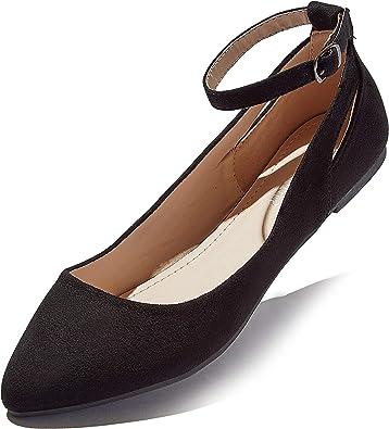 DailyShoes Women's Fashion Adjustable