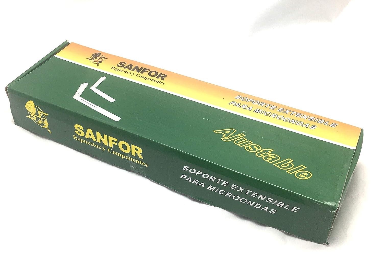 Sanfor 05105 Soporte Extensible Microondas