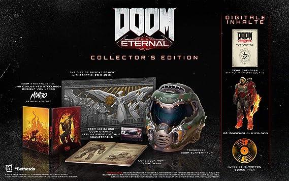 DOOM Eternal - Collectors Edition [Windows] [Importación alemana ...