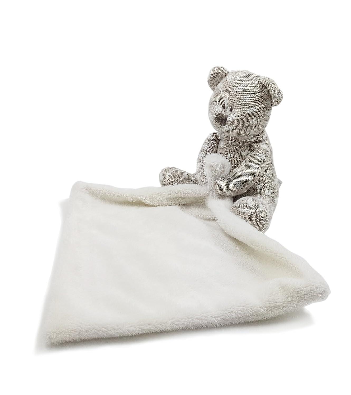 Kiyi-Gift Baby-Tröster Spielzeug | sehr weiches Teddybär Plüschtiere mit Säugling | Baby-beschwichtigen Handtuch