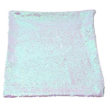 LIUYUNE,40 X 40 cm Moda DIY Dos Tonos Lentejuelas Glitter ...