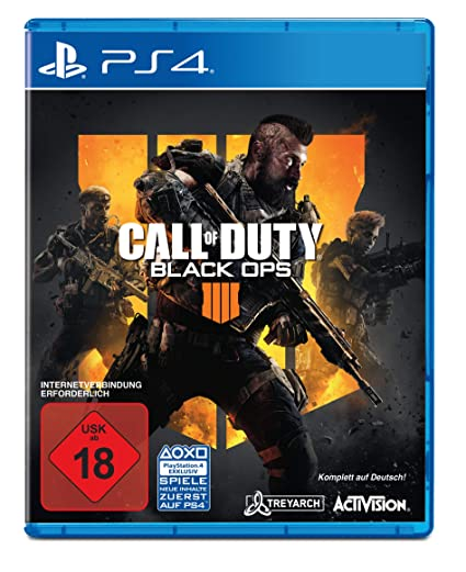 Call of Duty: Black Ops 4 Standard Plus Edition - [PlayStation 4] (exkl. bei Amazon)