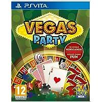 Vegas Party, PS Vita (PC Cartridge)