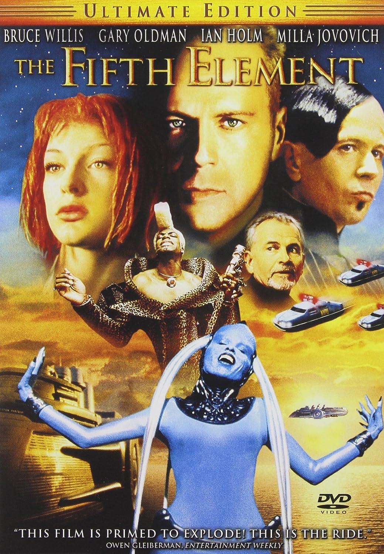 The Fifth Element (1997) BRRip 720p x264 [Dual Audio] [Hindi+Eng]