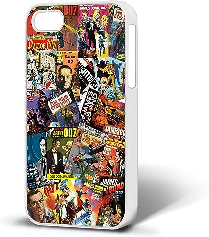 PHONE BOX James Bond 007 Comics Rétro Apple iPhone Coque pour ...