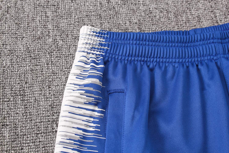 Regalo per Gli Appassionati di Calcio Maglia Full Zip Calda e Traspirante DUBAOBAO Allenamento Squadra di Calcio sui Giacca e Pantaloni Tuta Sportiva da Uomo Merchandise Ufficiale