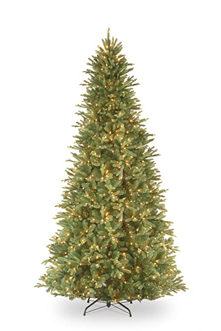 10 Foot Pre Lit Christmas Tree