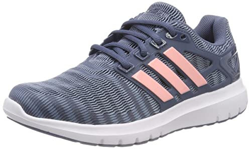 adidas Energy Cloud V, Zapatillas de Entrenamiento para Mujer, Gris (Raw Grey/Clear Orange/Tech Ink 0), 36 EU: Amazon.es: Zapatos y complementos