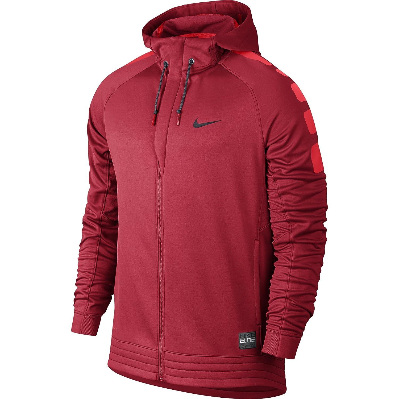 21aa59c5552b new Nike Mens Elite Stripe Basketball Hoodie Sweatshirt - sicone.com.ar