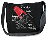 Dancing Participle Ugly Duckling Embroidered Sling