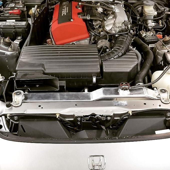 Fit 2000-2009 Honda S2000 AP1 AP2 Aluminum Radiator 11 Inch Dual ...