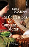Les Confessions de Constanze Mozart