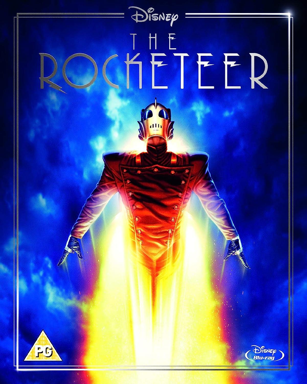 Rocketeer, The BD [Blu-ray] [2018] [Region Free]
