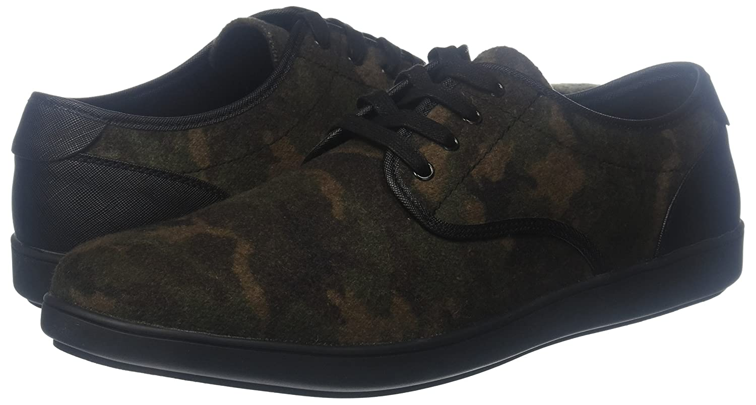 Steve Madden Men's Fasto Fashion Turnschuhe, Camouflage, M 7 US US Größe Conversion M Camouflage, US d39fa4