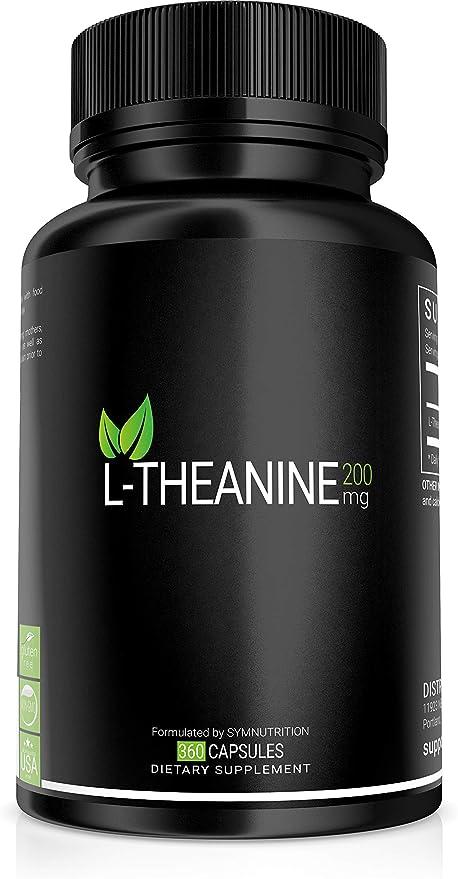 Sym Nutrition L-Theanine